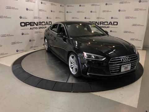 2019 Audi A5 Sportback for sale in New York, NY