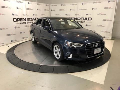 2019 Audi A3 for sale in New York, NY