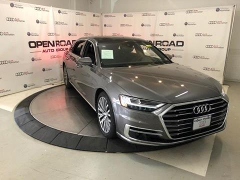 2019 Audi A8 L for sale in New York, NY