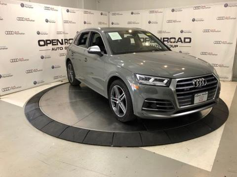 2019 Audi SQ5 for sale in New York, NY