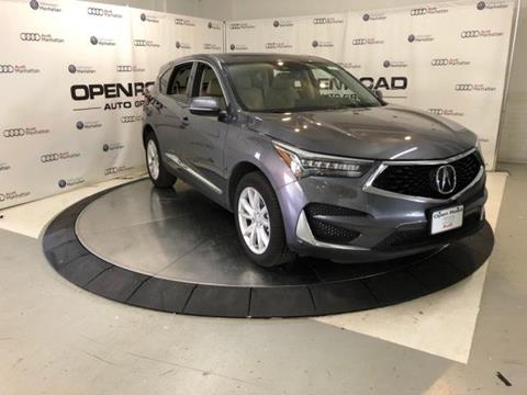 2019 Acura RDX for sale in New York, NY