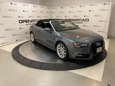 2016 Audi A5 for sale in New York, NY