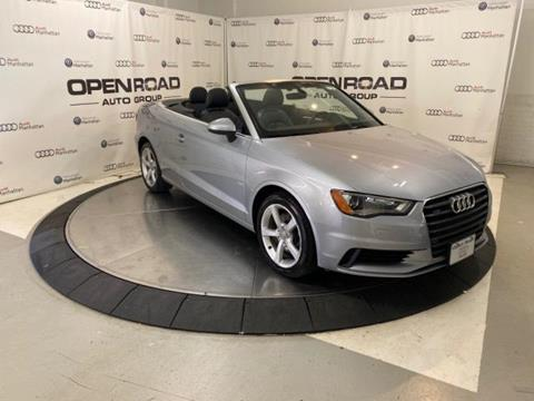 2016 Audi A3 for sale in New York, NY