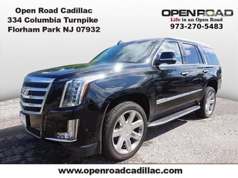 2017 Cadillac Escalade for sale in Florham Park NJ