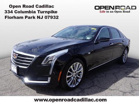 2016 Cadillac CT6 for sale in Florham Park NJ