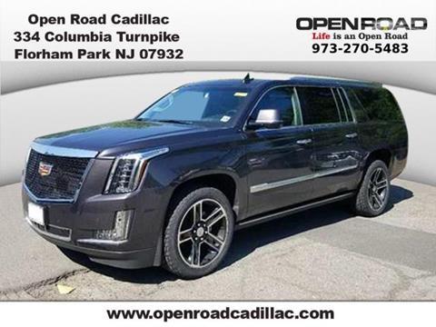 2016 Cadillac Escalade ESV for sale in Florham Park NJ