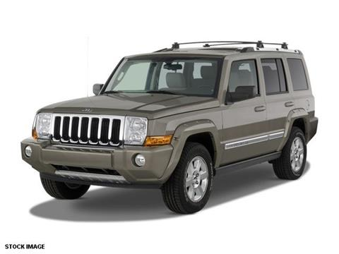 2007 Jeep Commander for sale in Florham Park NJ