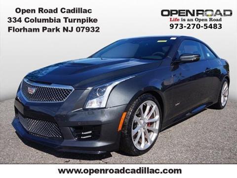 2016 Cadillac ATS-V for sale in Florham Park, NJ