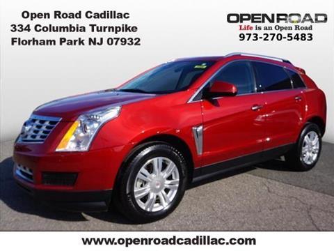 2015 Cadillac SRX for sale in Florham Park, NJ