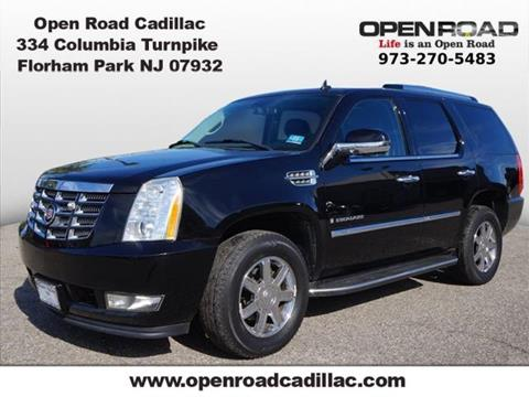 2008 Cadillac Escalade for sale in Florham Park, NJ
