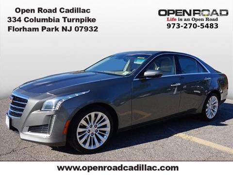2016 Cadillac CTS for sale in Florham Park, NJ