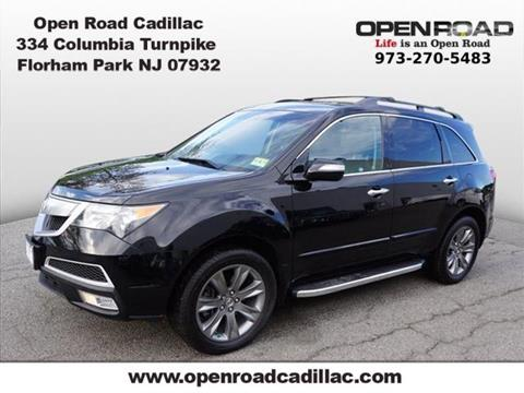 2011 Acura MDX for sale in Florham Park, NJ