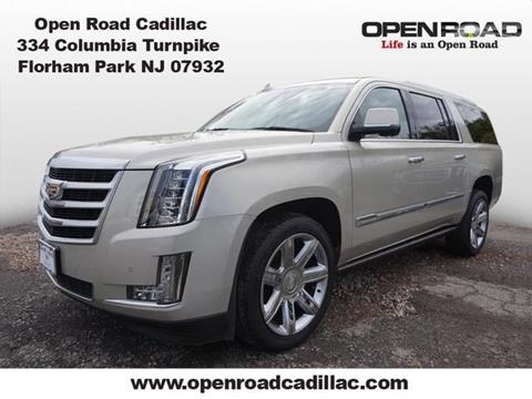 2015 Cadillac Escalade ESV for sale in Florham Park, NJ