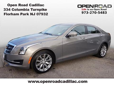 2017 Cadillac ATS for sale in Florham Park NJ