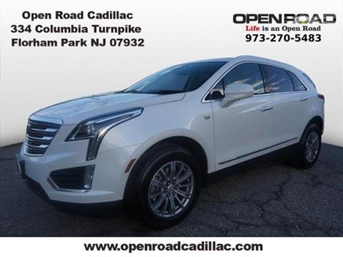 2017 Cadillac XT5 for sale in Florham Park NJ