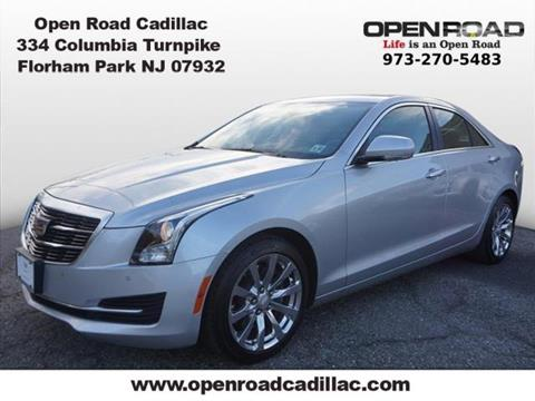 2017 Cadillac ATS for sale in Florham Park, NJ