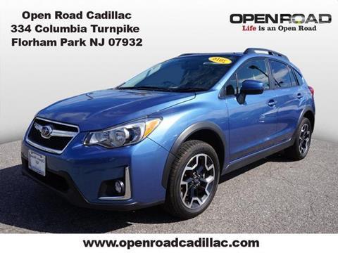 2016 Subaru Crosstrek for sale in Florham Park NJ