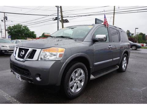 2014 Nissan Armada for sale in Florham Park NJ