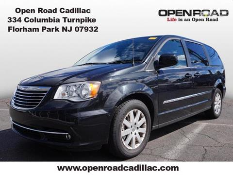 2016 Chrysler Town and Country for sale in Florham Park, NJ