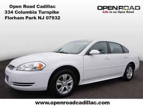2013 Chevrolet Impala for sale in Florham Park NJ