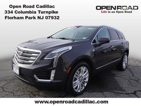 2017 Cadillac XT5 for sale in Florham Park NJ