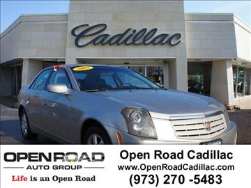 2007 Cadillac CTS for sale in Florham Park, NJ