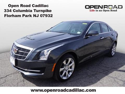 2016 Cadillac ATS for sale in Florham Park, NJ