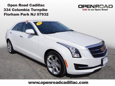 2016 Cadillac ATS for sale in Florham Park NJ