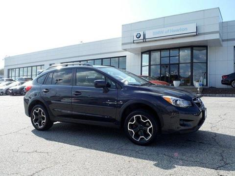 2014 Subaru XV Crosstrek for sale in Newton, NJ