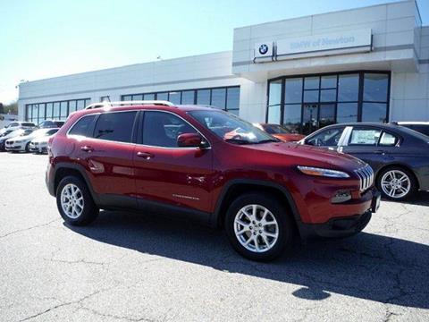 2014 Jeep Cherokee for sale in Newton, NJ