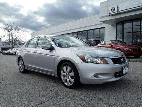 2009 Honda Accord for sale in Newton, NJ