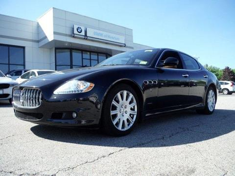 2009 Maserati Quattroporte For Sale in Laredo, TX - Carsforsale.com®