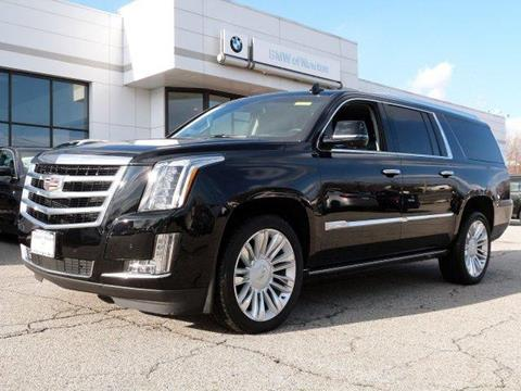 2018 Cadillac Escalade ESV for sale in Newton, NJ
