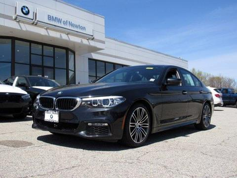 2017 BMW 5 Series for sale in Newton, NJ