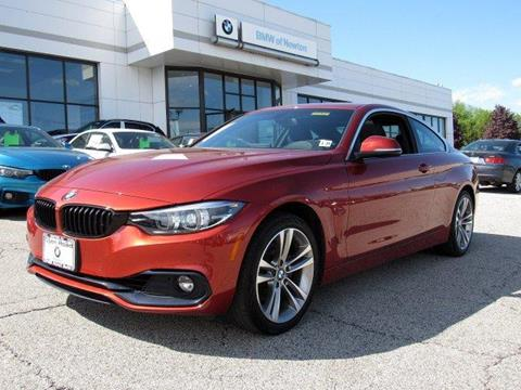2018 BMW 4 Series for sale in Newton, NJ