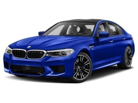 Bmw Of Newton >> 2019 Bmw M5 For Sale In Newton Nj