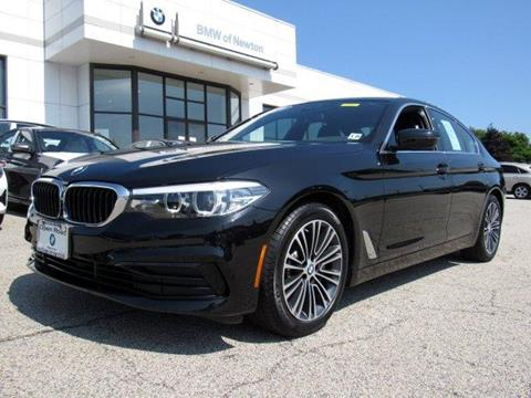 2019 BMW 5 Series for sale in Newton, NJ