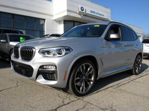 2019 BMW X3 M40i for sale at BMW of Newton in Newton NJ