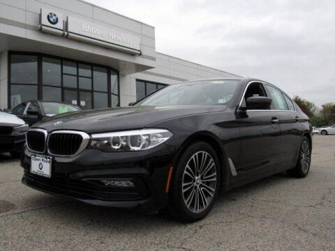 2017 BMW 5 Series 530i xDrive for sale at BMW of Newton in Newton NJ
