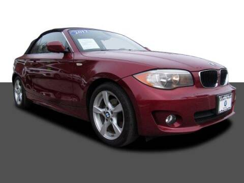 2012 BMW 1 Series 128i for sale at BMW of Newton in Newton NJ