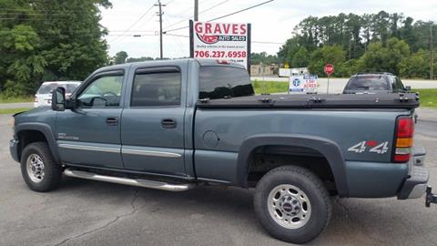 2007 GMC Sierra 2500HD Classic for sale in Rome, GA