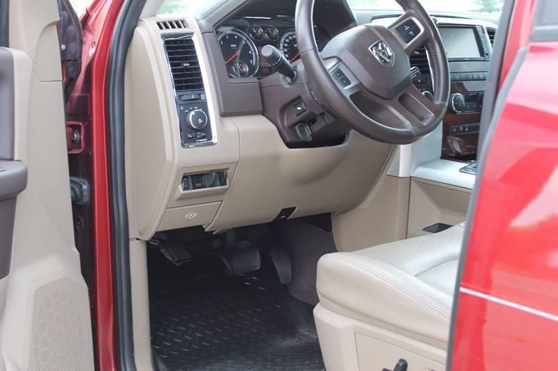 2011 RAM Ram Pickup 2500 for sale at Markham Motors in Perry MI