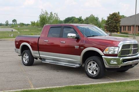 2011 RAM Ram Pickup 2500 for sale at Markham Motors in Perry MI
