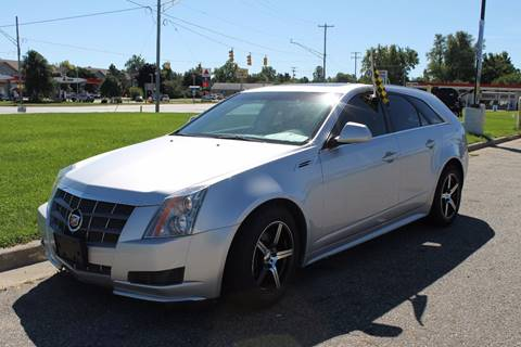 2010 Cadillac CTS for sale in Perry, MI