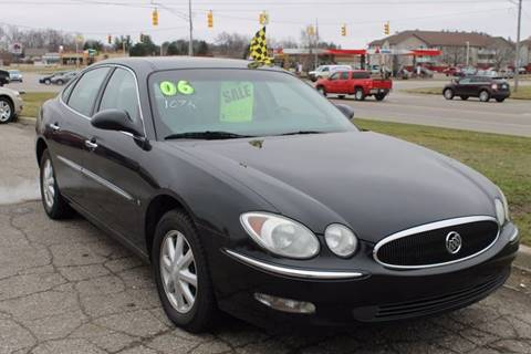 2006 Buick Allure for sale at Markham Motors in Perry MI