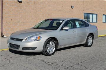 2008 Chevrolet Impala for sale at Markham Motors in Perry MI
