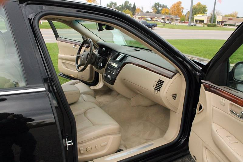 2006 Cadillac DTS for sale at Markham Motors in Perry MI