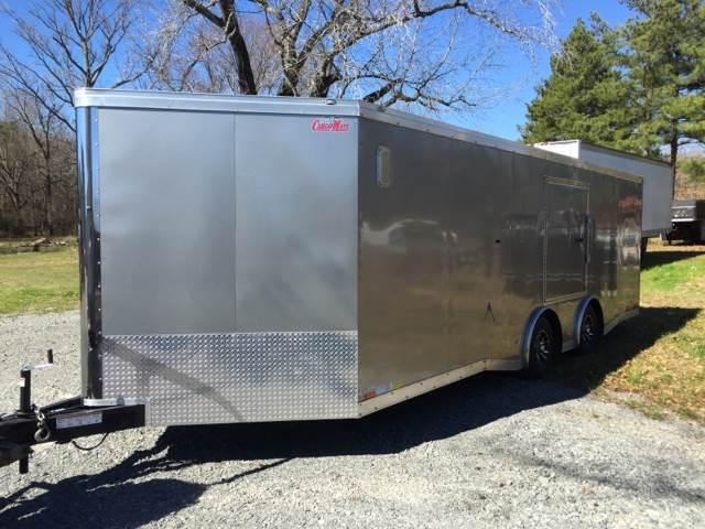 2015 Cargo Mate EL 8.5'x24' TA3 for sale at M & M Trailer LLC - Cargo Trailers in Shreveport LA