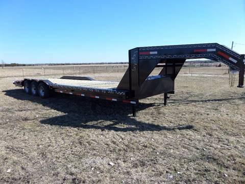 2016 East Texas Trailers 36' G-Neck Car hauler for sale at M & M Trailer LLC - Car Hauler in Shreveport LA