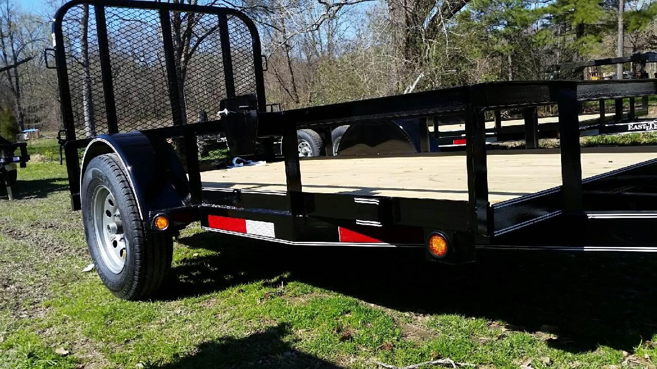 2016 ETT 5x10 Single axle Utility for sale at M & M Trailer LLC - Utility Trailers in Shreveport LA